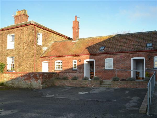 Life Hill Farm Cottage in North Humberside