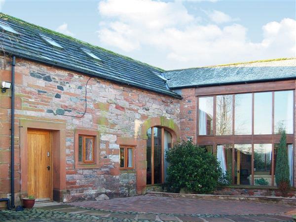 Lilac Barn (VB Gold Award) in Cumbria