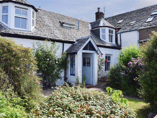 Lilac Cottage in Perthshire