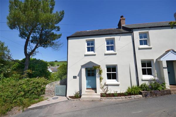 Lilac Cottage in Devon
