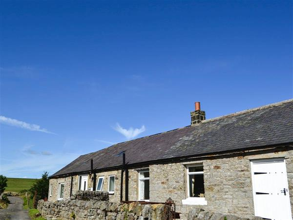 Lilac Cottage in Northumberland