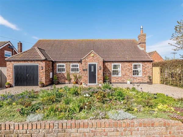 Lilium Cottage in Lincolnshire