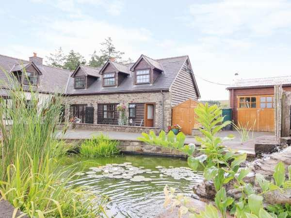 Lily Pond Cottage in Powys