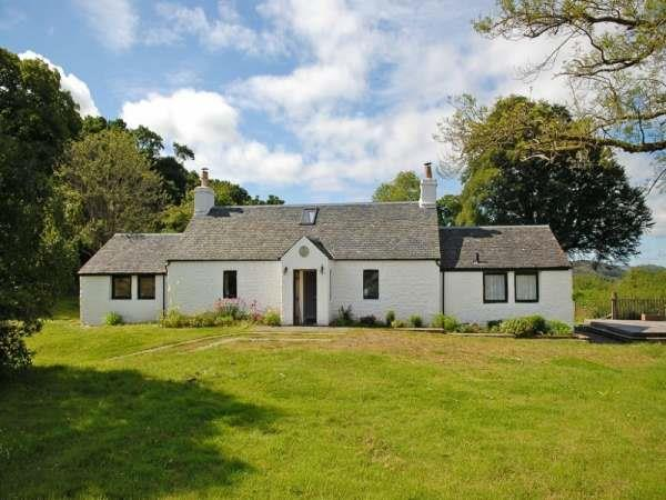 Lilybank Cottage in Argyll