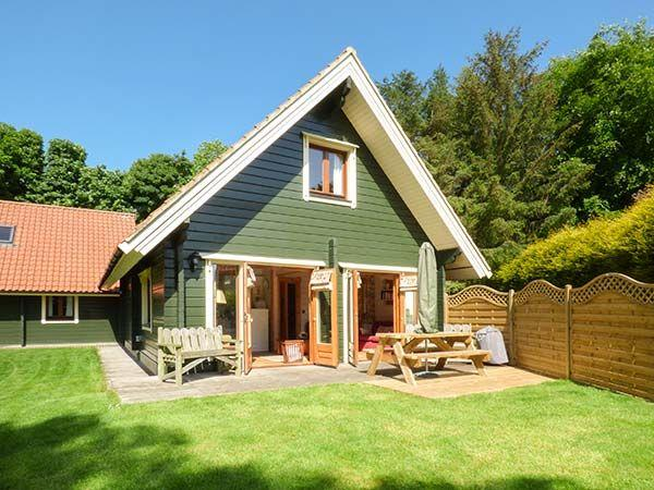 Lime Tree Lodge in Northumberland