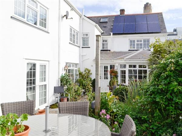 Limpert Bay Cottage in South Glamorgan