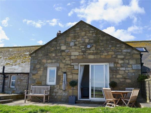 Limpet Cottage in Northumberland