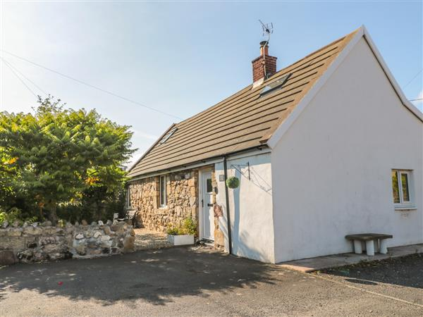 Lindisfarne Cottage in Northumberland