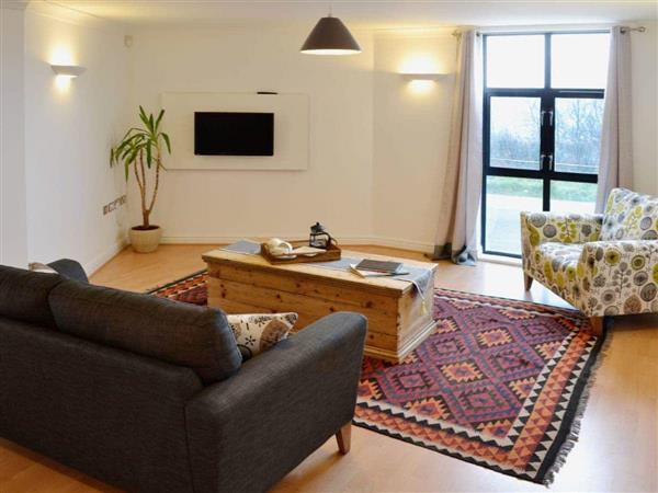 Linhay Apartment in Cornwall