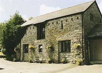 Linhay cottage in Cornwall