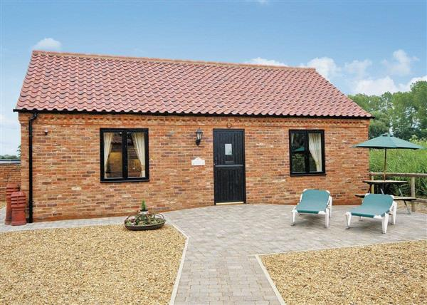 Lintel Barn from Hoseasons