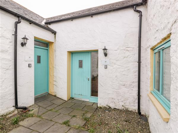 Lintie Cottage in Kirkcudbrightshire