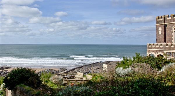 Little Beach in Devon