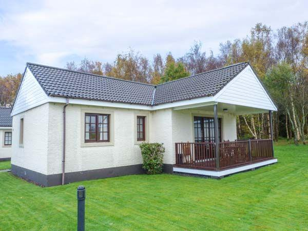 Little Birch Cottage in Ayrshire