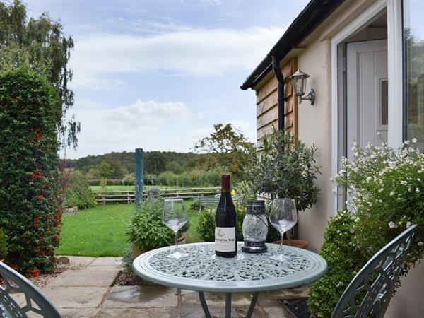 Little Briar in Saleway, near Droitwich, Worcestershire