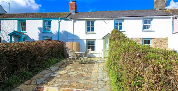 Little Cottage in Cornwall