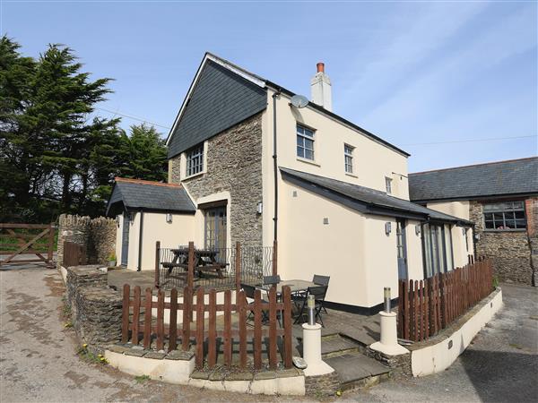 Little Cotton Farmhouse in Devon
