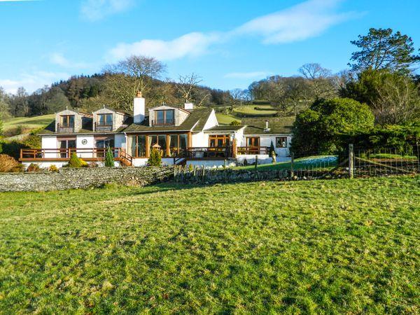 Little Esthwaite Cottage in Cumbria