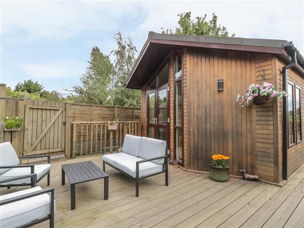 Little Gem Lodge in Roxburghshire