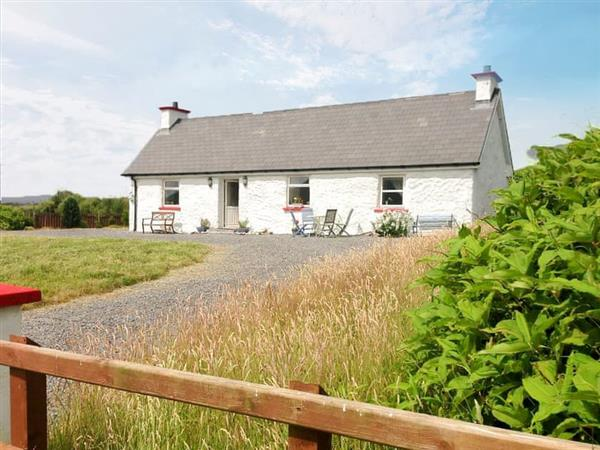 Little Irish Cottage in County Donegal