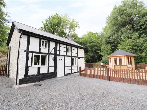 Little Mill in Powys