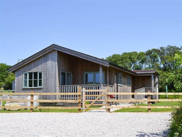 Little Owl Lodge in Cornwall