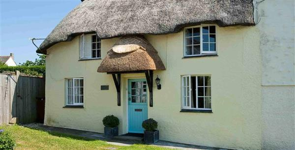 Little Thatch in Cornwall