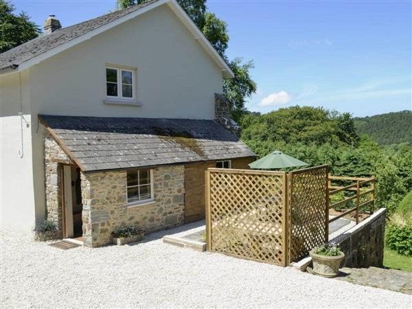 Little Warham Cottage in Devon