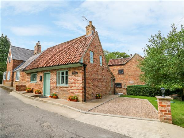 Lizzies Cottage in Lincolnshire