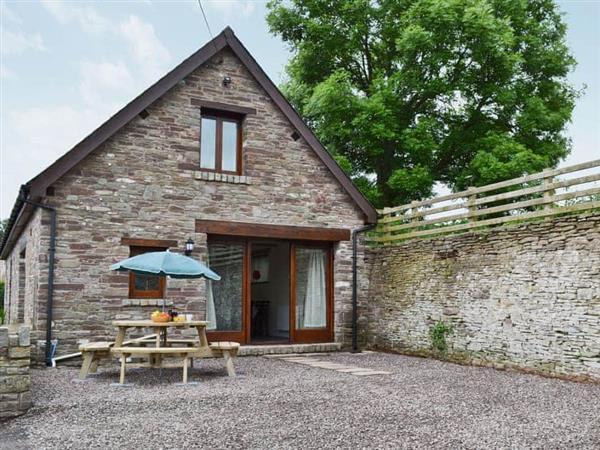Llaethdy - Milkhouse in Powys