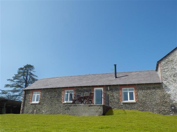 Llaethdy - The Dairy in Dyfed
