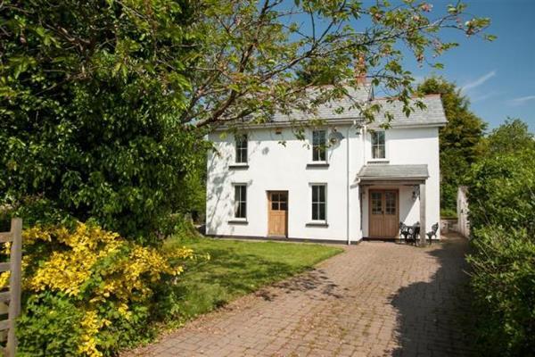Llan Brook Cottage in Gwent