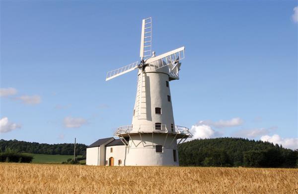 Llancayo Windmill in Gwent