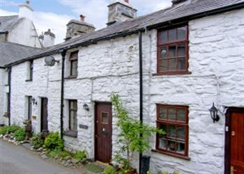 Llannerch from Sykes Holiday Cottages
