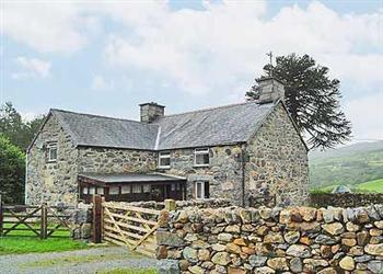 Llety Wyn Farmhouse in Gwynedd