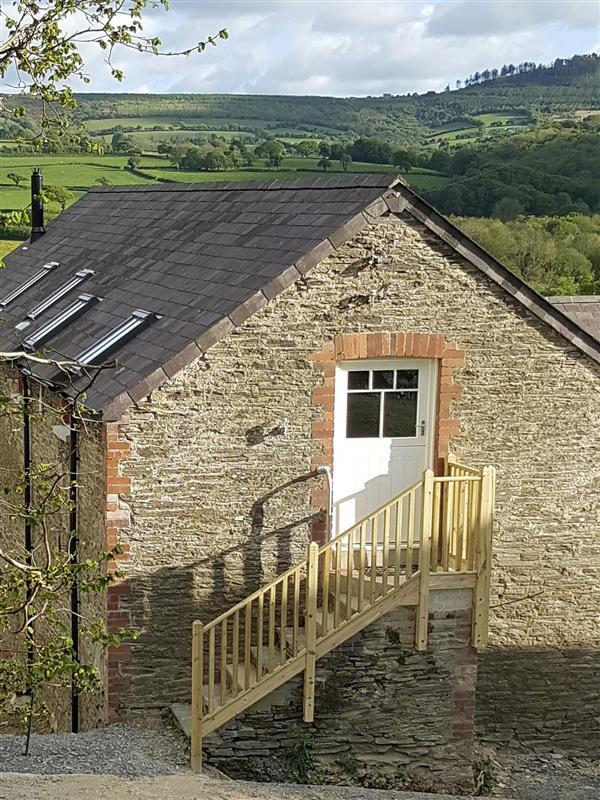 Lloft Gwair - Hayloft in Dyfed