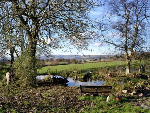 Llwyn Cuebren - The Pole Barn in Howey, near Llandrindod Wells, Powys