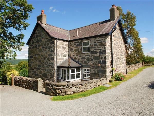 Llwyn Y Gwaew Farm - The Farmhouse in Gwynedd