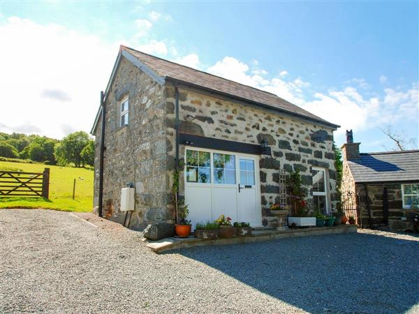 Llwyn Y Gwaew Farm - The Granary in Gwynedd