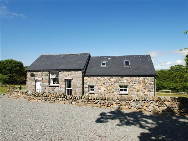 Llwyn Y Gwaew Farm - The Piggery in Gwynedd