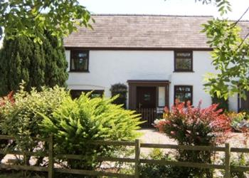 Llwyncrwn Farm Cottages - Standing Stone Cottage in Dyfed