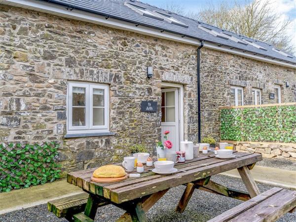 Llwynmernod Cottages - Ty Arth in Maen-y-groes, near New Quay, Cardigan, Dyfed