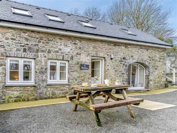 Llwynmernod Cottages - Ty Draenog in Maen-y-groes, near New Quay, Cardigan, Dyfed