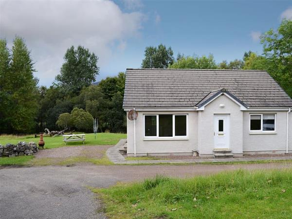 Loanan Cottage in Sutherland
