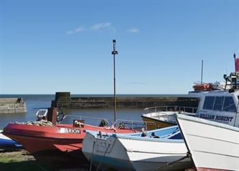 Lobster Cottage in Northumberland