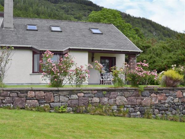 Loch Alsh Cottage in Ross-Shire