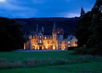 Loch Castle in Inverness-Shire