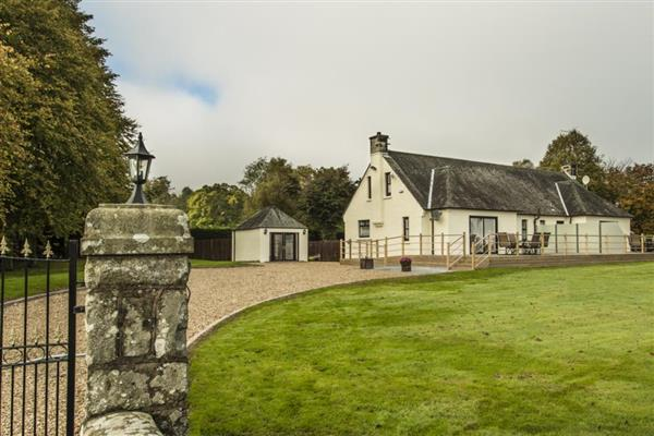Loch Lomond Cottage I in Dumbartonshire