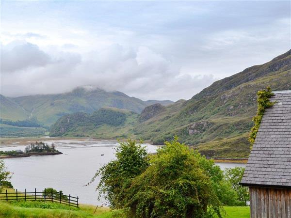 Loch Long View in Ross-Shire