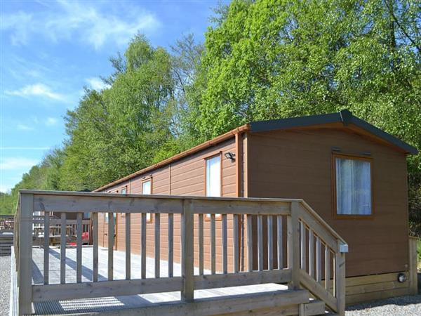 Loch Ness Lodges - Lodge 41 in Inverness-Shire
